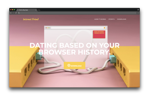 history of online dating apps